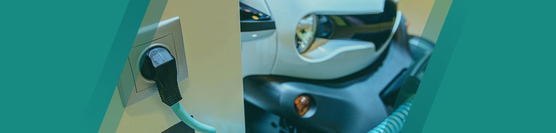 Φόρτιση αυτοκινήτου σε πρίζα τύπου σούκο